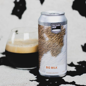 "Pressure Drop ""Big Milk"" Choc Latte Stout 5.5% 440ml"