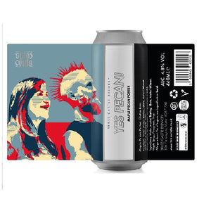 "Brass Castle ""Yes Pecan!"" GF Maple & Pecan Porter 4.8% 440ml"