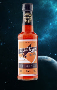 Rocketship Original Hot Sauce 145ml