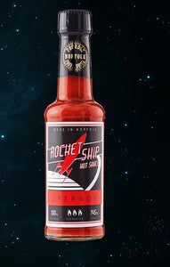 "Rocketship ""Supernova"" Scorching Hot Sauce 145ml"