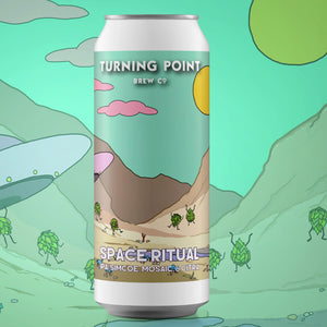 "Turning Point ""Space Ritual"" IPA 6.4% 440ml"