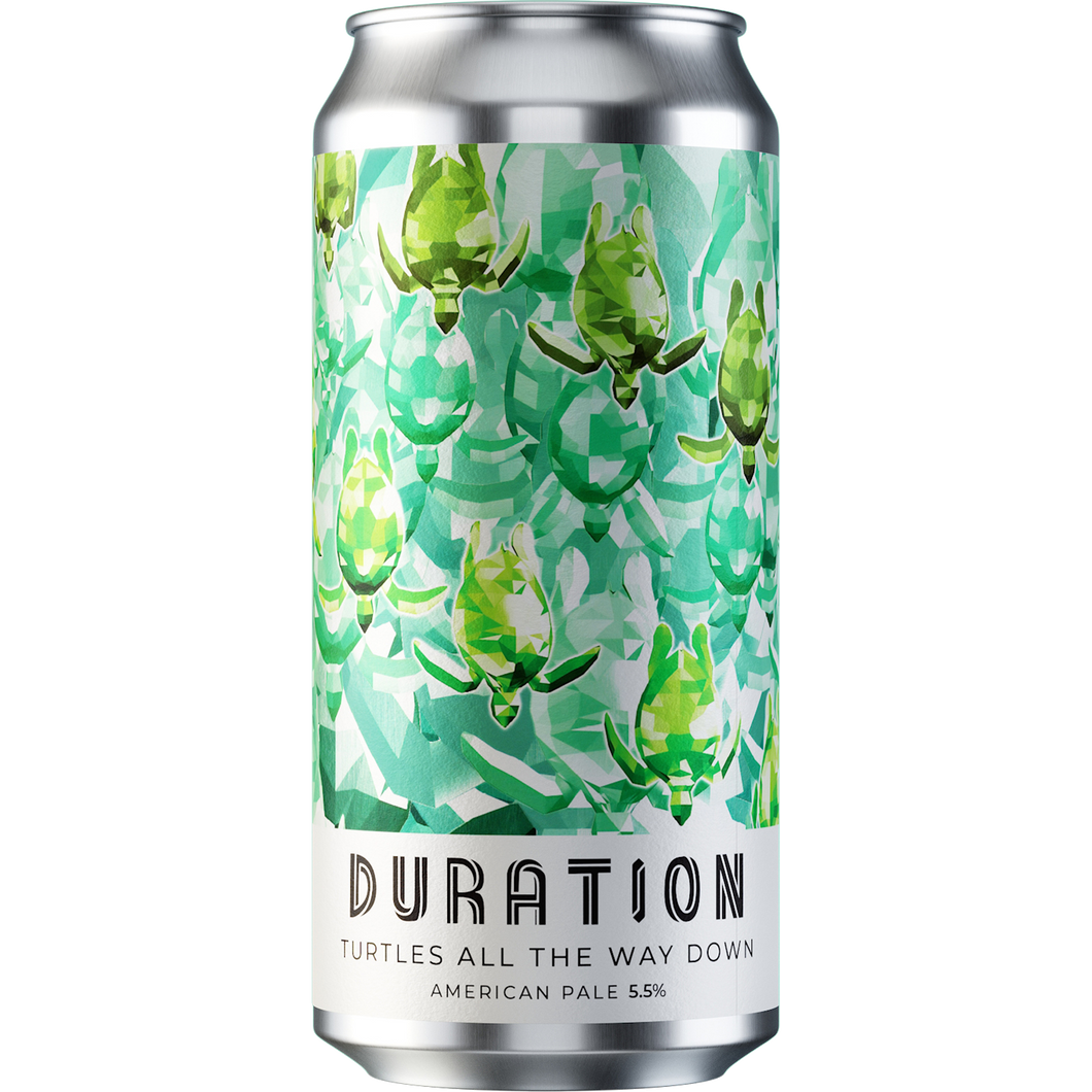 Duration Turtles All The Way Down APA 5.5% 440ml