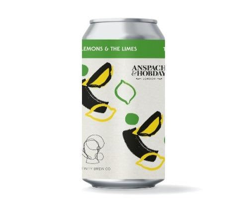 Anspach & Hobday X Affinity The Lemons & The Limes 4.6% 440ml