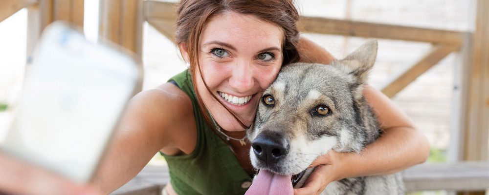 How To Take The Perfect Pet Selfie Photo