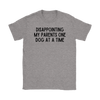 Disappointing My Parents One Dog At A Time Womens Tee Gildan Womens T-Shirt Woofingtons