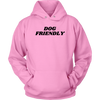 Dog Friendly Unisex Hoodie Unisex Hoodie Woofingtons