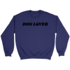Dog Lover Unisex Sweatshirt Crewneck Sweatshirt Woofingtons