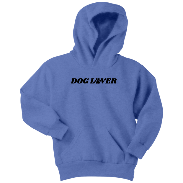 Dog Lover Youth Hoodie Youth Hoodie Woofingtons