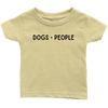 Dogs > People Baby Tee Infant T-Shirt Woofingtons