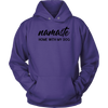 Namaste Home With My Dog Unisex Hoodie Unisex Hoodie Woofingtons