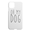 Oh My Dog iPhone Case-iPhone 11 Pro-Woofingtons