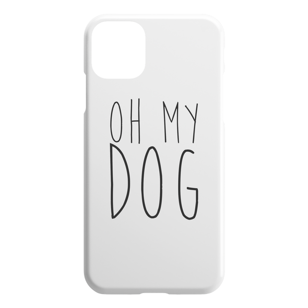 Oh My Dog iPhone Case-iPhone 11 Pro Max-Woofingtons