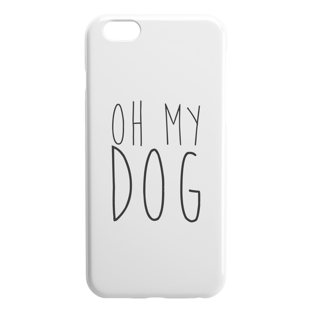 Oh My Dog iPhone Case-iPhone 6 6S PLUS-Woofingtons