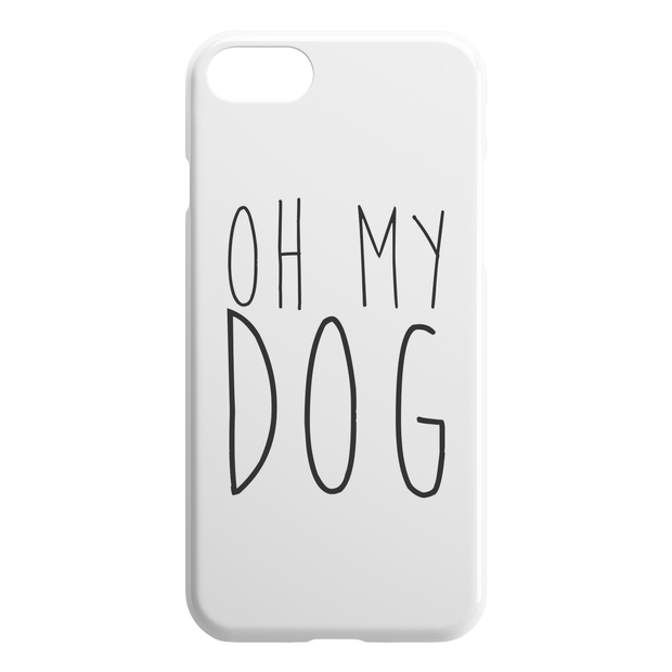 Oh My Dog iPhone Case-iPhone 7 8-Woofingtons