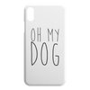 Oh My Dog iPhone Case-iPhone X XS-Woofingtons