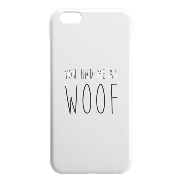 You Had Me At Woof iPhone Case-iPhone 6 6S PLUS-Woofingtons