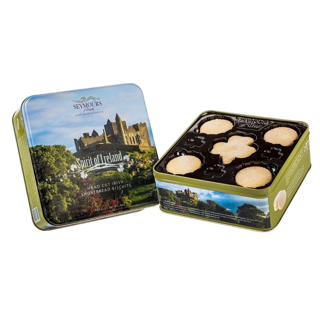 Irish Shortbread Cookies Gift Box by Seymours 5