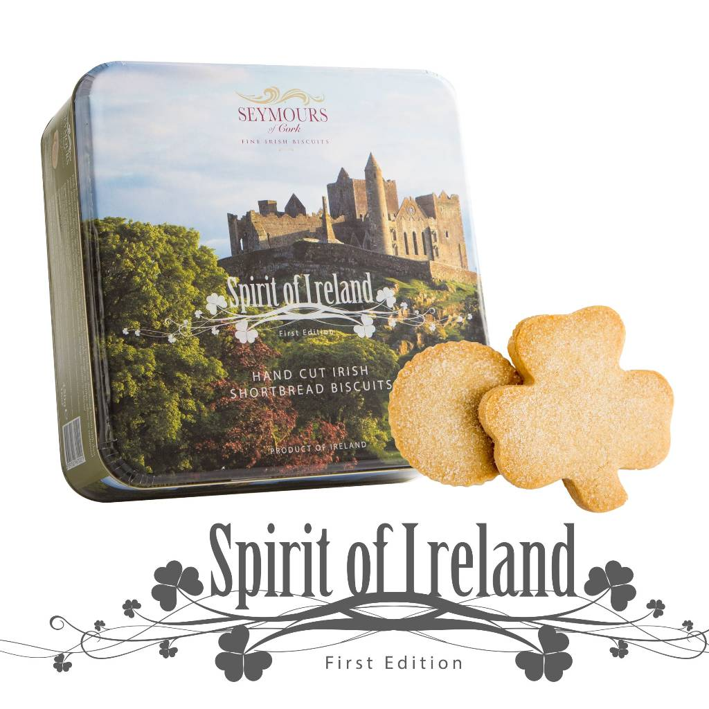 Irish Shortbread Cookies Gift Box by Seymours 4