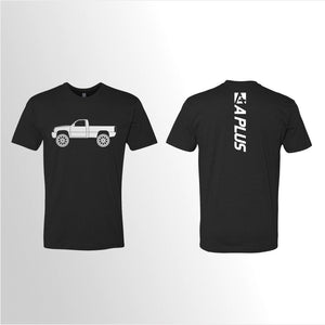 A Plus Truck Tee