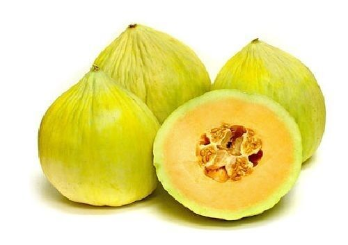 50 Seeds Crenshaw Cantaloupe Melon Can weigh up to 10 Pounds! Heirloom Sweet