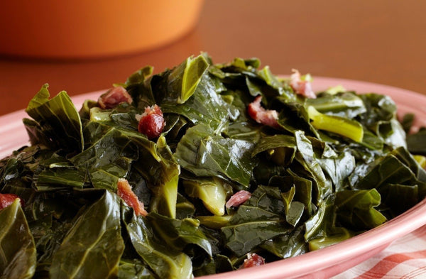 500 Seeds Collards Vates Heirloom Delicious Green Great for Salads Fry NON-GMO