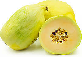 Crenshaw melon 35 - 1 LB Seeds Cantaloupe Can weigh up to 10 LBS! Sweet