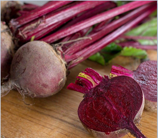 Ruby Queen Beet 60 - 1 LB Seeds Buttery Retains color Exceptionally tender Bulk