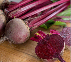 Ruby Queen Beet 60 - 1200 Seeds Buttery Retains color Exceptionally tender Bulk