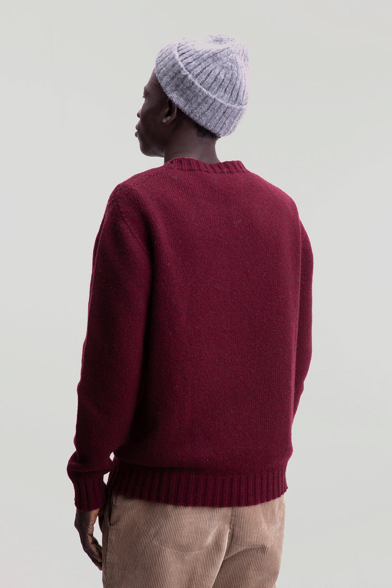 SWEATER RECYCLED BASIC