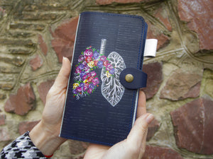 Custom Painted Journals Covers A