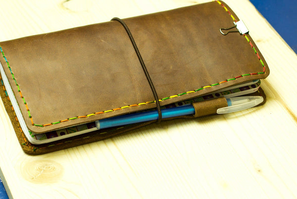 Leather Pen Loop for Travelers Notebook Fauxdori MTN Please Do Not Order Separately