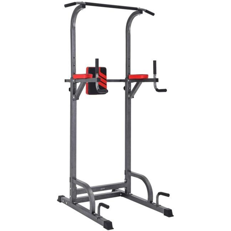 Indoor Pull-up and Dip Machine