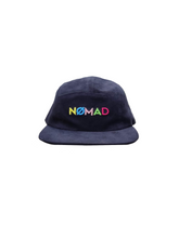 Load image into Gallery viewer, Nomad Classic Five Panel - Black
