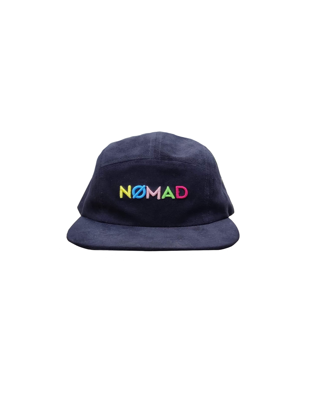 Nomad Classic Five Panel - Black