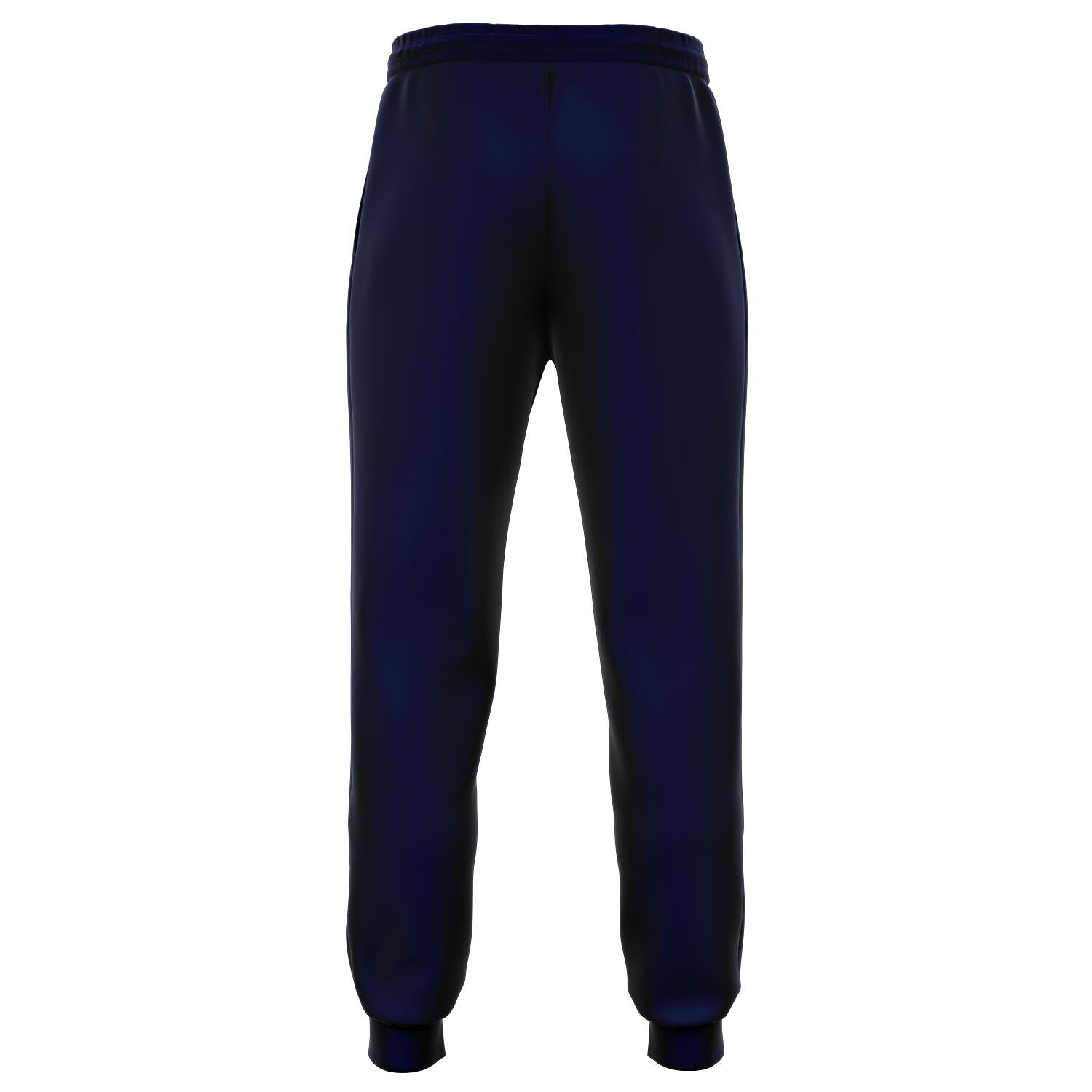 Navy Blue Athletic Joggers