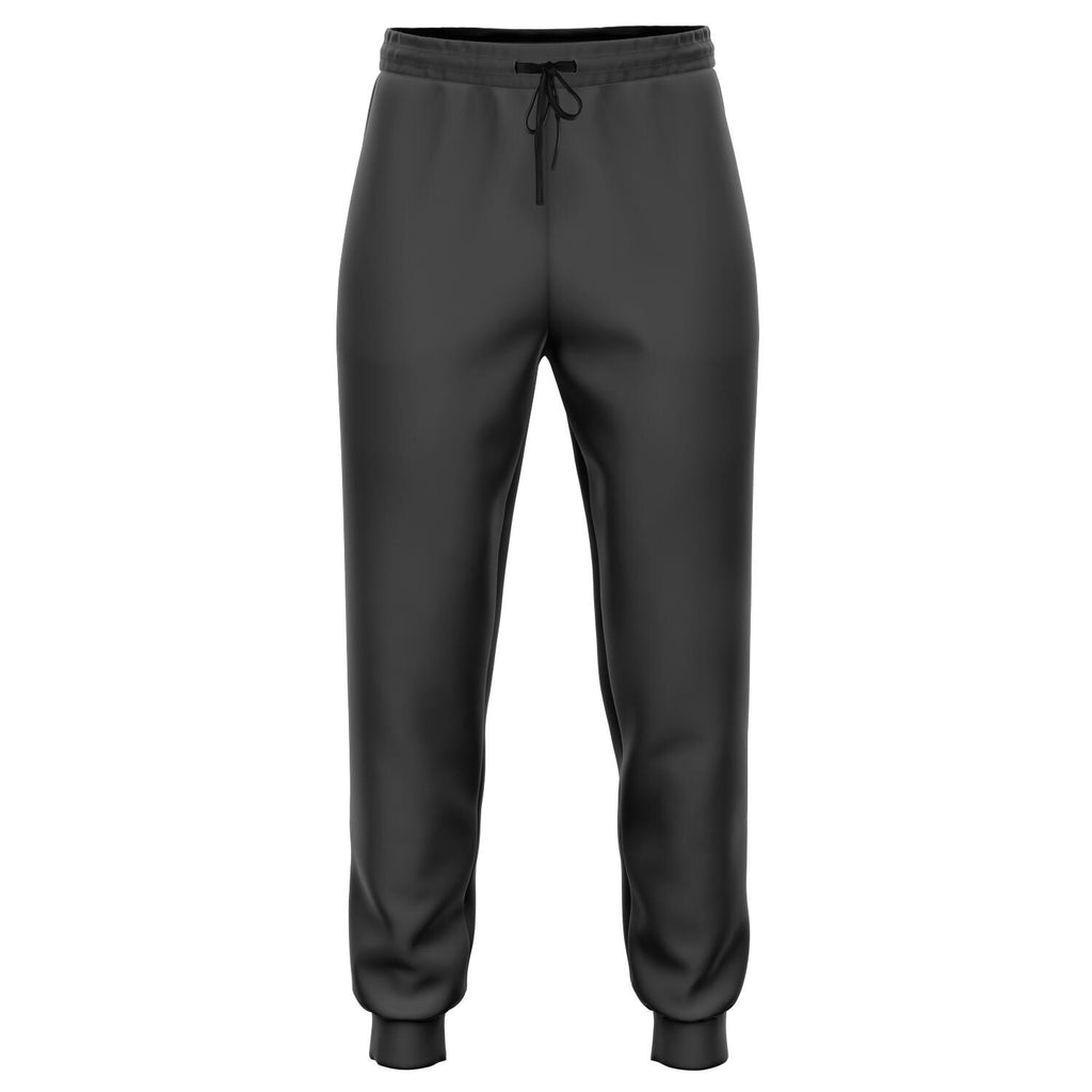 Charcoal Gray Athletic Joggers