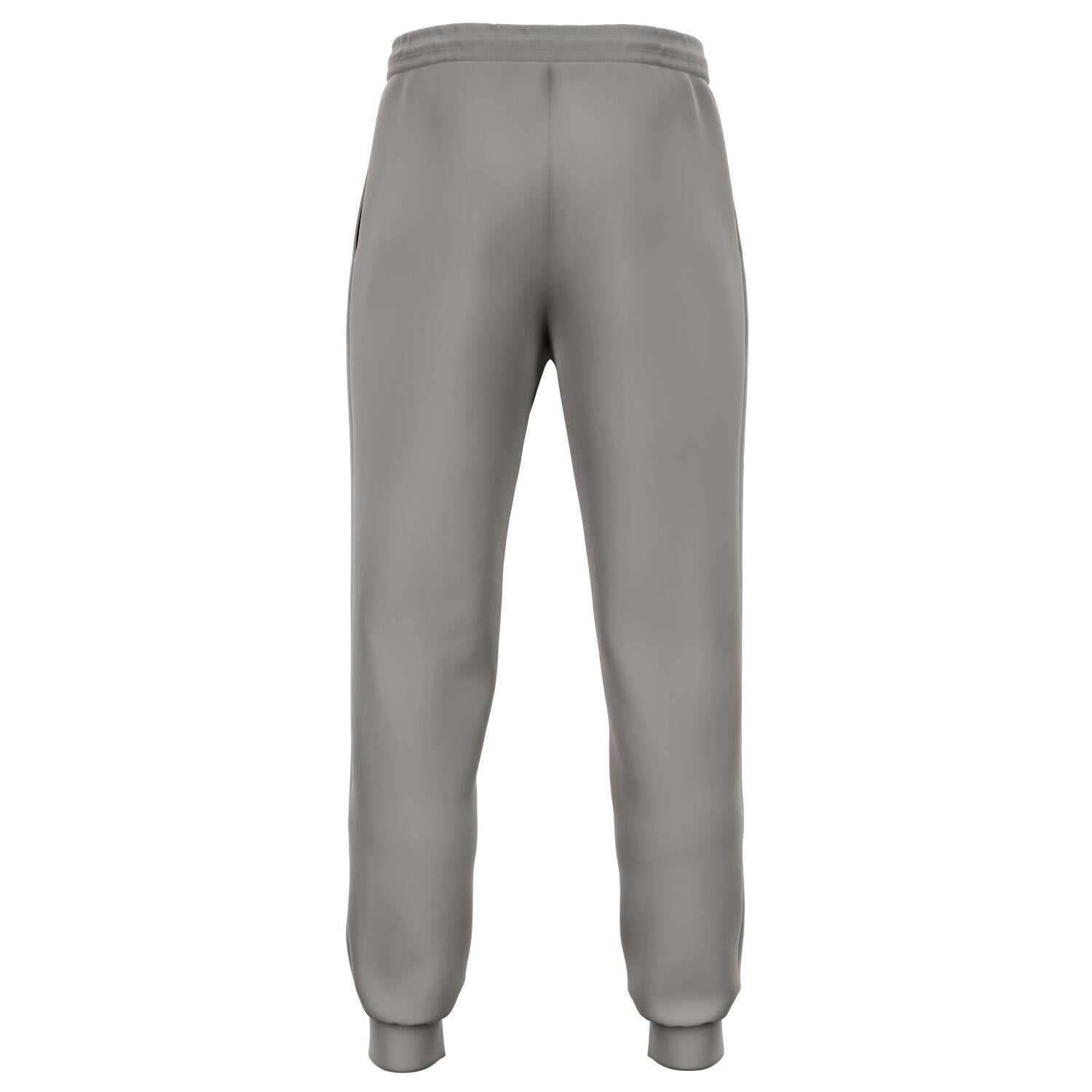 Taupe Athletic Joggers