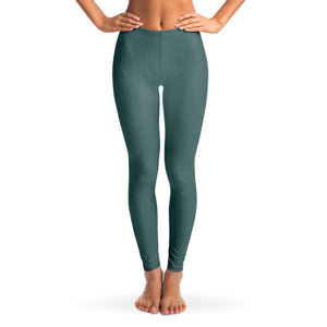 Seafoam Green Leggings