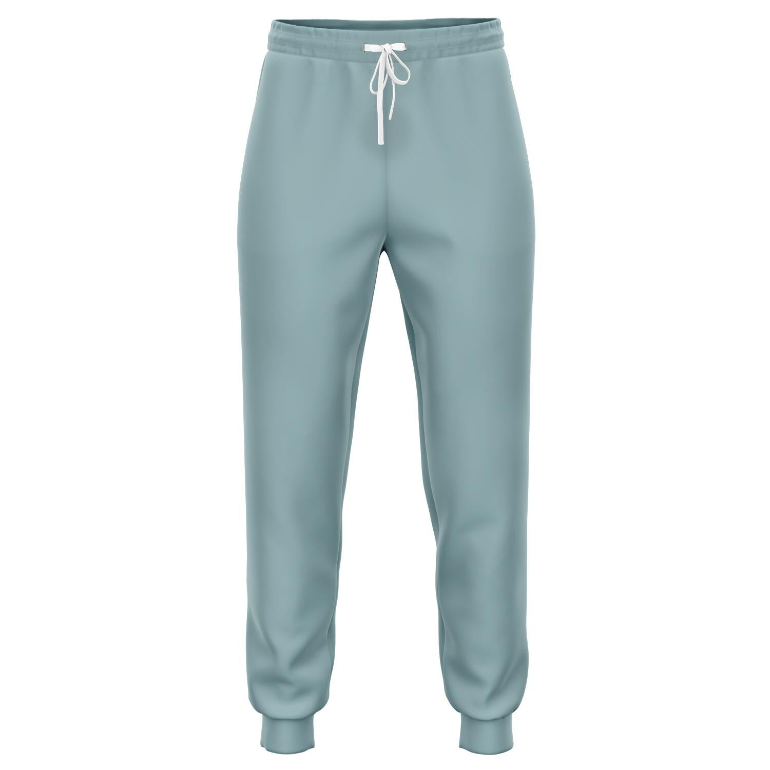 Duck Egg Blue Joggers