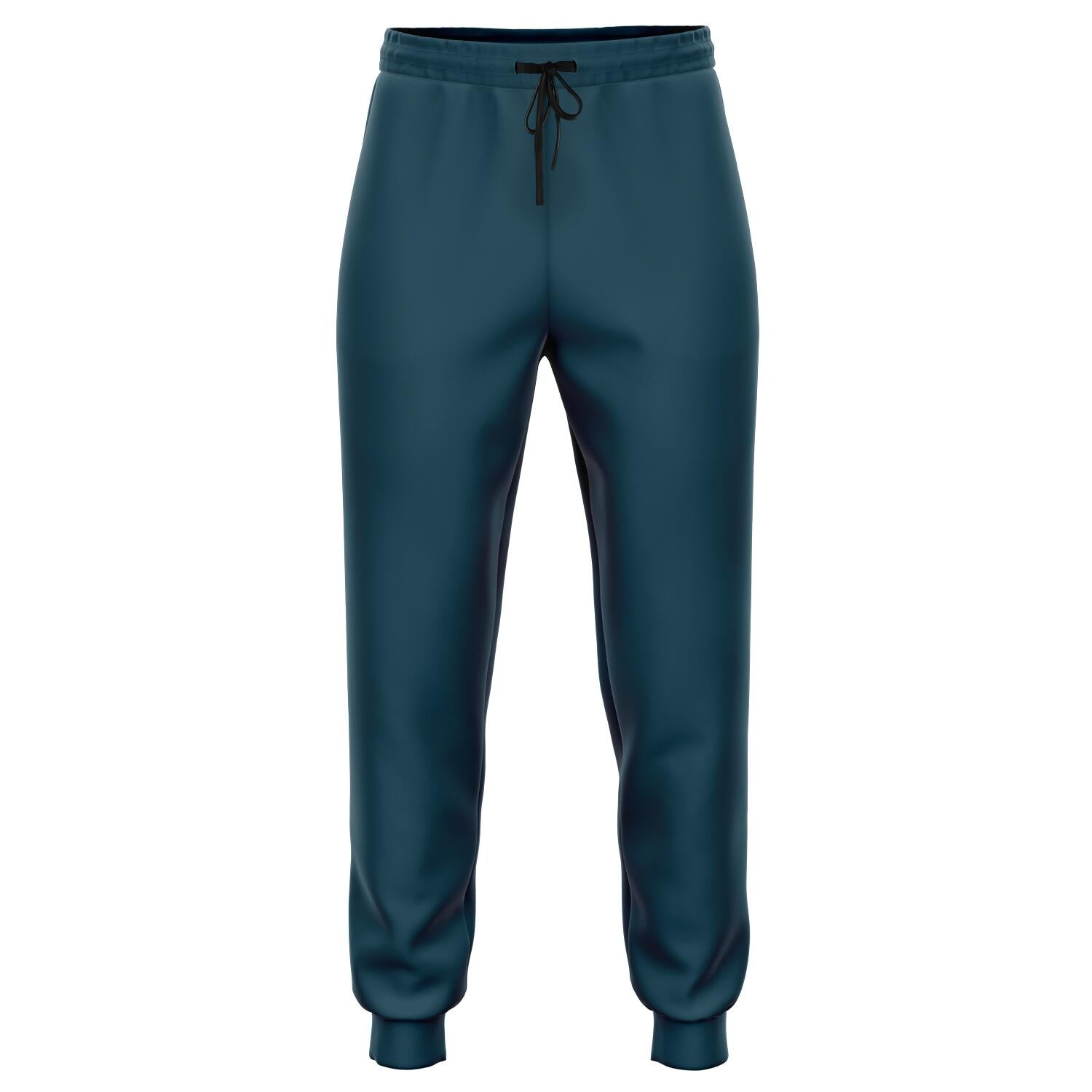 Teal Athletic Joggers