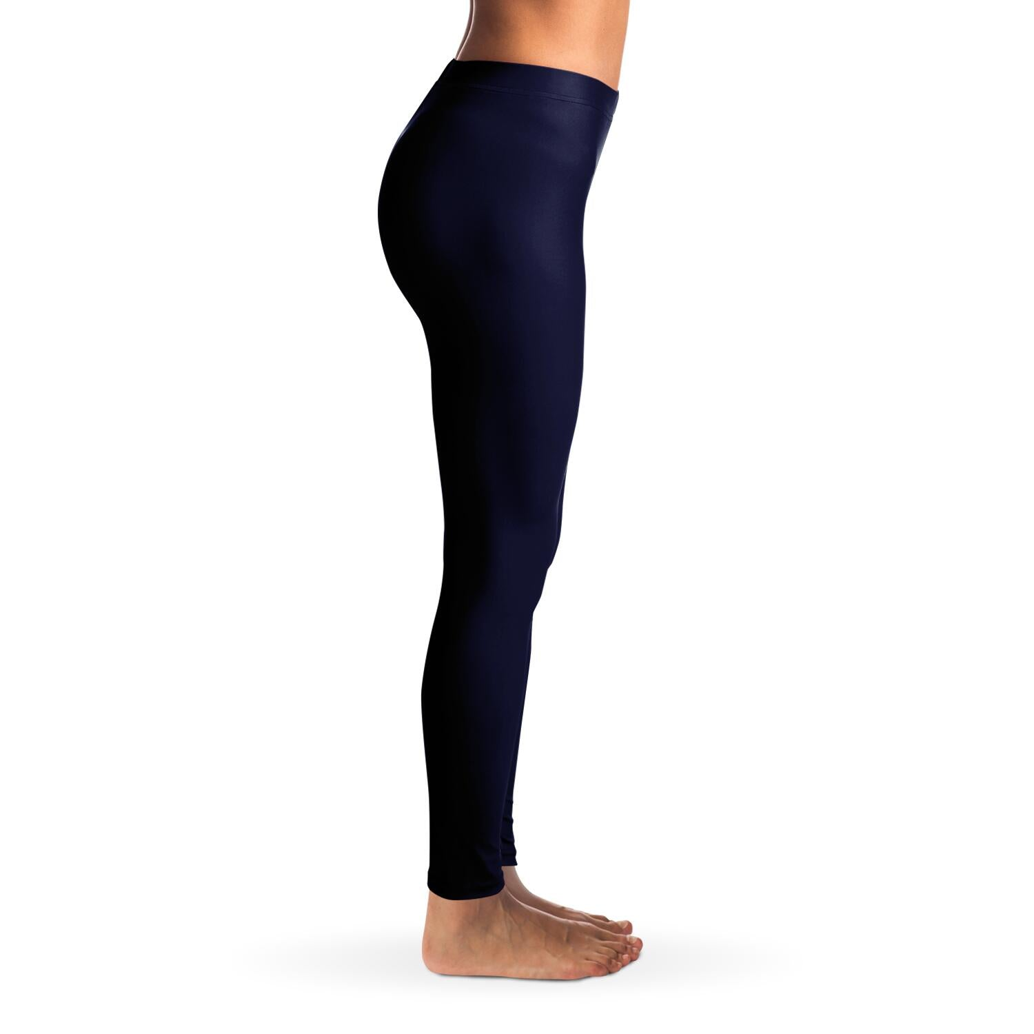 Navy Blue Leggings