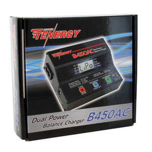 Tenergy B450AC 45W AC/DC Compact Charger