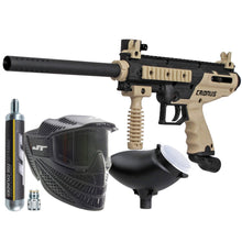 Load image into Gallery viewer, Tippmann Cronus Powerpack - Raptor Mask/90g CO2/Loader