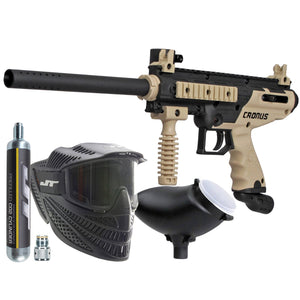 Tippmann Cronus Powerpack - Raptor Mask/90g CO2/Loader