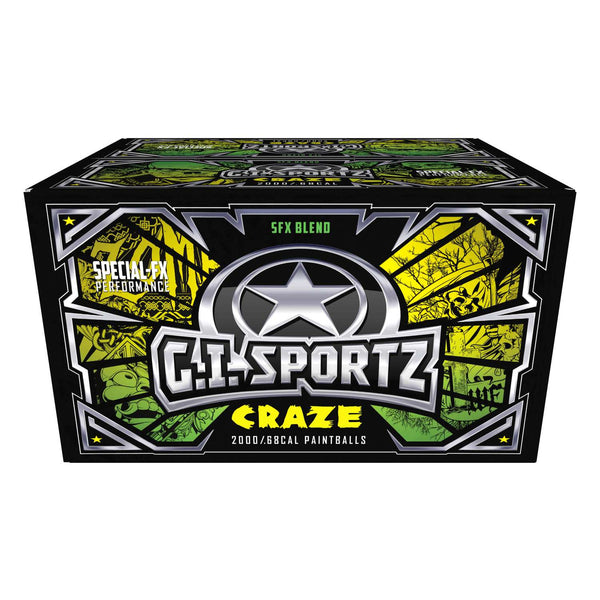 G.I. Sportz CRAZE Paintballs