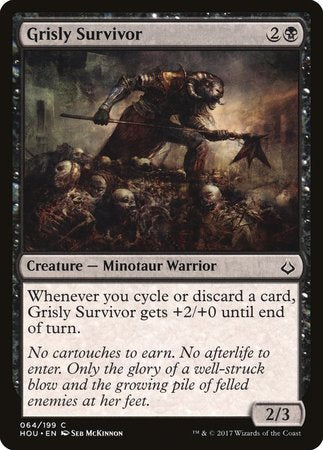 Grisly Survivor [Hour of Devastation] | LINEBREAKERS CA