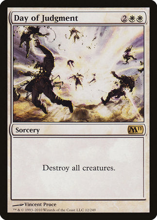 Day of Judgment [Magic 2011] | LINEBREAKERS CA