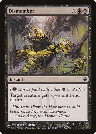 Dismember [New Phyrexia] | LINEBREAKERS CA