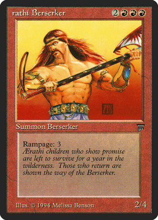 Aerathi Berserker [Legends] | LINEBREAKERS CA