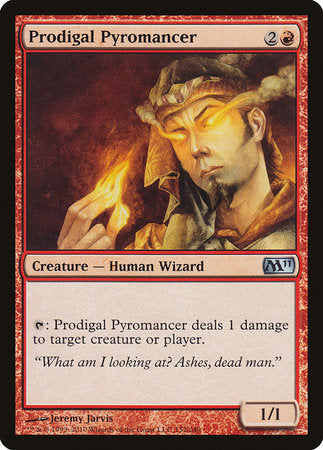 Prodigal Pyromancer [Magic 2011] | LINEBREAKERS CA